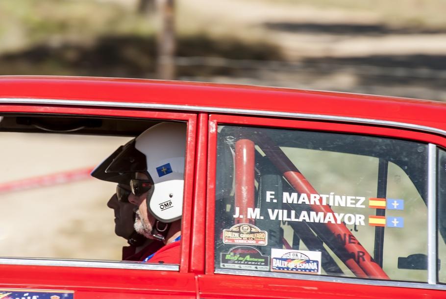 39 Rallye de Avilés Histórico.